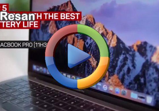 بهترین لپتاپهای بازار از لحاظ طول عمر باتری (ویدئو اختصاصی)