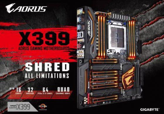با مادربرد X399-Gaming؛ به پردازنده های AMD سلام کنید