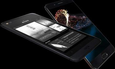 گوشی یوتافون 3 مجهز به صفحه نمایش دوم با فناوری جوهر الکترونیکی معرفی خواهد شد