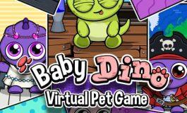 بررسی بازی Baby Dino: داستان بزرگ شدن یک بچه دایناسور