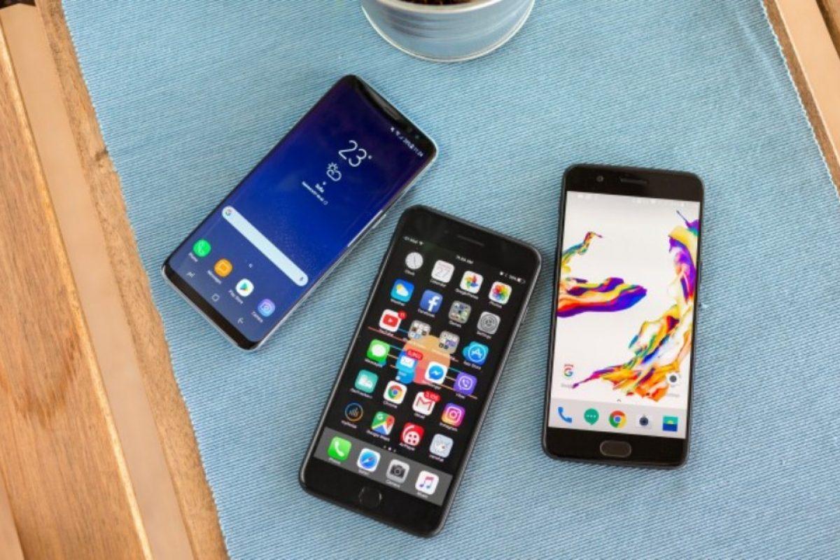 کاهش نقل و انتقال گوشیهای هوشمند چینی در نیمه اول سال ۲۰۱۷