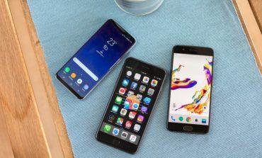 کاهش نقل و انتقال گوشیهای هوشمند چینی در نیمه اول سال 2017