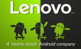 لنوو از این پس در گوشیهای خود از اندروید خام استفاده میکند