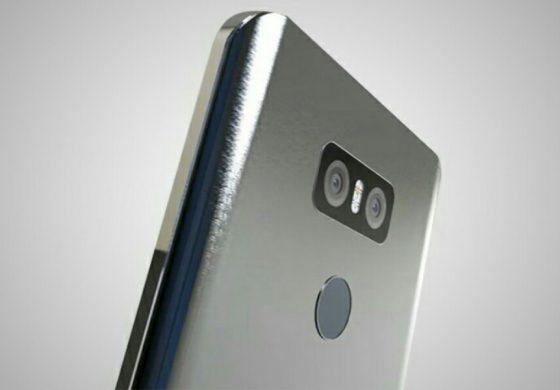 رندرهای جدیدی از گوشی الجی V30 منتشر شد