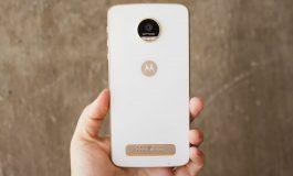 گوشی هوشمند موتو Z پلی بهزودی بهروزرسانی اندروید اوریو را دریافت خواهد کرد