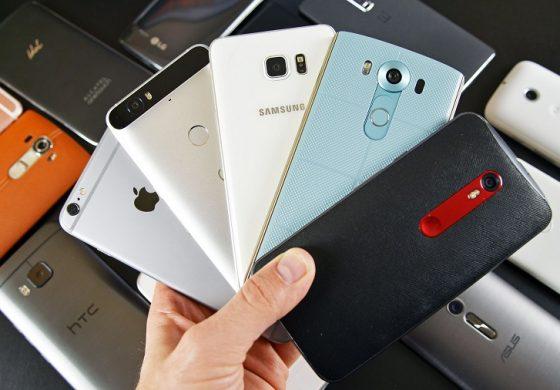 بهترین گوشیهای بازار در محدوده قیمتی ۱/۵ تا ۲ میلیون تومان (مهر ۹۶)