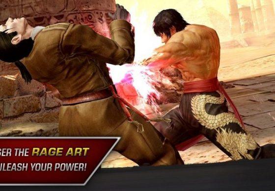 نسخه جدید Tekken برای موبایل عرضه خواهد شد