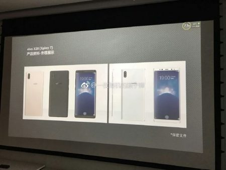 vivo-xplay-7-6-450x338 گوشی هوشمند ویوو XPlay 7 با اسکنر اثر انگشت ادغام شده با نمایشگر معرفی خواهد شد