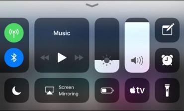 چگونه کنترل سنتر آیفون را در iOS 11 شخصیسازی کنیم؟