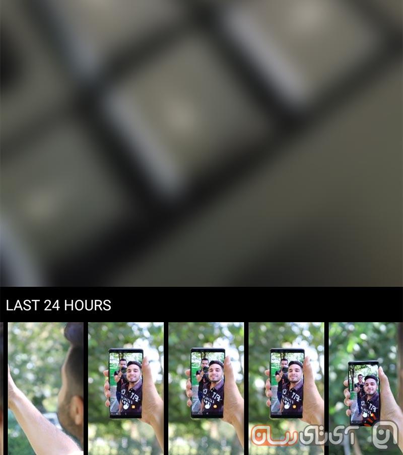 چگونه تصاویر و ویدیوهای قدیمی خود را بهعنوان استوری در اینستاگرام قرار دهیم؟