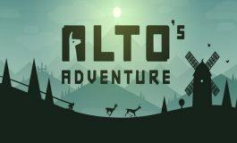 بررسی بازی Alto's Adventure؛ سفری بر فراز تپههای کوهستان!