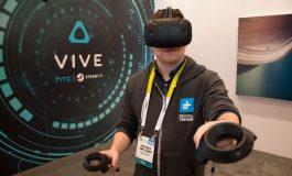 احتمالا اچتیسی هدست واقعیت مجازی مستقل خود را Vive Focus نامگذاری خواهد کرد