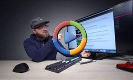 معرفی مانیتور 43 اینچی الجی (ویدئو اختصاصی)