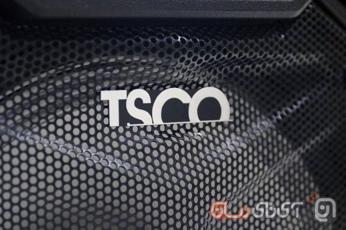 بررسی اسپیکر بلوتوث تسکو مدل TS 1900: چمدان سخنگو!