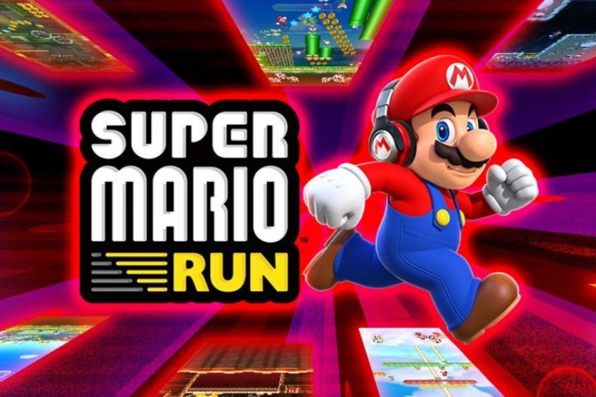 ۲۹ سپتامبر بهروزرسانی سوپر ماریو Run عرضه خواهد شد
