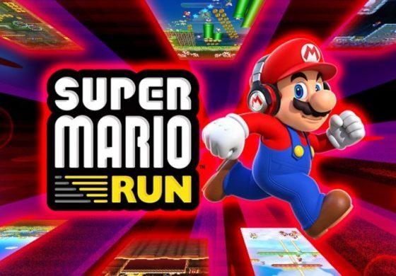 29 سپتامبر بهروزرسانی سوپر ماریو Run عرضه خواهد شد