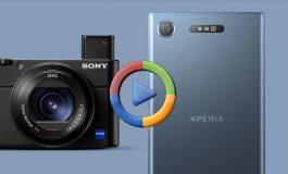 بررسی قابلیتهای دوربین سونی اکسپریا XZ1 (ویدئوی اختصاصی)