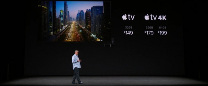 نسل جدید اپل تیوی