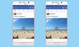 فیسبوک با کمک هوش مصنوعی به تصحیح تصاویر 360 درجه کاربران میپردازد