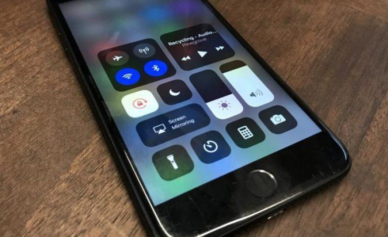 کنترل سنتر iOS 11 وایفای و بلوتوث را به طور کامل غیرفعال نمیکند!