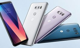 کمپانی الجی عرضه گوشی V30 را از این هفته آغاز خواهد کرد
