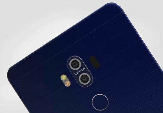 درز تصاویر تبلیغاتی هواوی میت 10، جزییاتی را درخصوص این گوشی فاش کرد