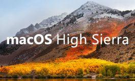 اپل نسخه نهایی سیستم عامل macOS 10.13 High Sierra را منتشر کرد