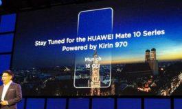 فبلت هواوی میت 10 از پردازنده کایرین 970 استفاده خواهد کرد