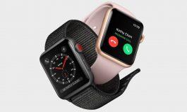 سیستم عامل watchOS 4.1 با امکان استریم موزیک و رادیو برای نسل سوم ساعت هوشمند اپل عرضه خواهد شد