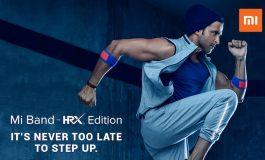 شیائومی از دستبند هوشمند Mi Band HRX رونمایی کرد