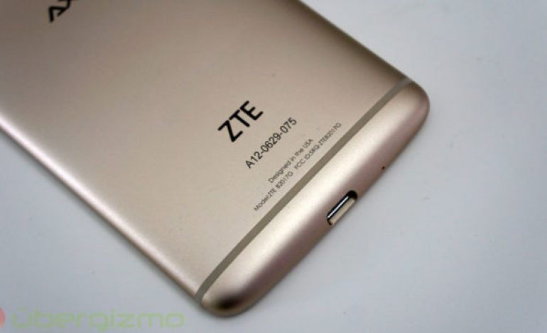 گوشی تاشوی ZTE Axon M در ماه آینده رونمایی خواهد شد