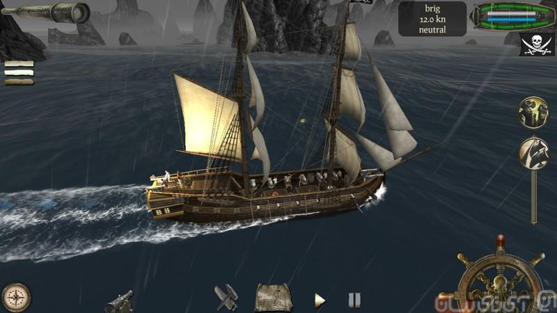 بررسی بازی The Pirate