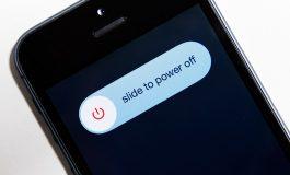 در iOS 11 میتوانید بدون استفاده از دکمه پاور، آیفون یا آیپد خود را خاموش کنید