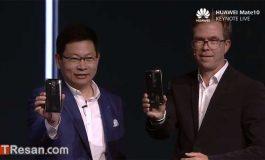 قیمت گوشیهای سری میت 10 (Mate 10) هواوی به همراه تاریخ عرضه آنها