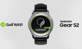 سامسونگ Gear S3 مخصوص گلف بازها در کره جنوبی معرفی شد