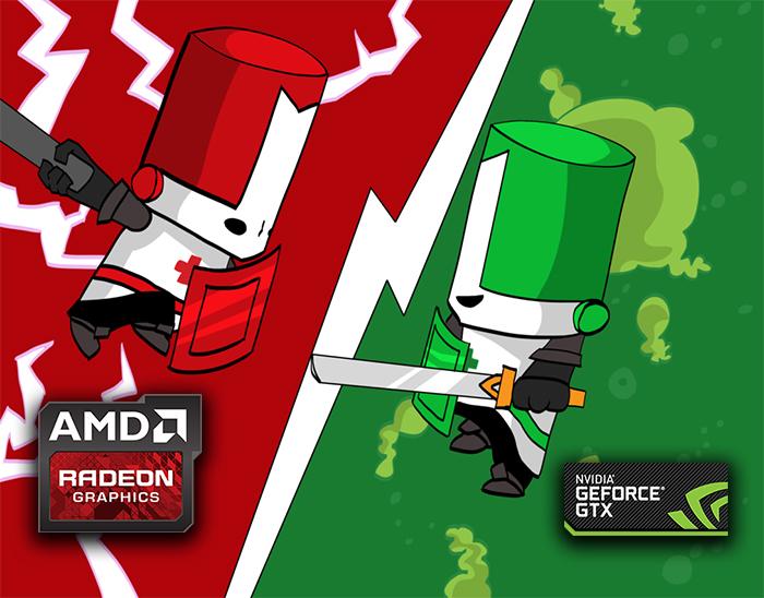 پردازندههای گرافیکی AMD