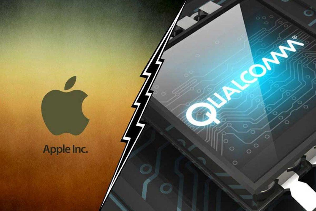پرداخت روزانه ۲۵ هزار دلار غرامت توسط اپل برای برگزاری دادگاه بر علیه کوالکام!