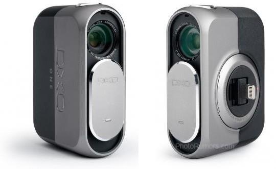 دوربین جداشونده DxO