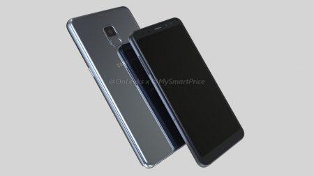 Galaxy-A5-A7-2018-2-450x253 رندرهای جدیدی از سامسونگ  گلکسی A5 و گلکسی A7 نسخه 2018 منتشر شد
