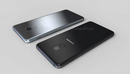 Galaxy-A5-A7-2018-3-450x255 رندرهای جدیدی از سامسونگ  گلکسی A5 و گلکسی A7 نسخه 2018 منتشر شد