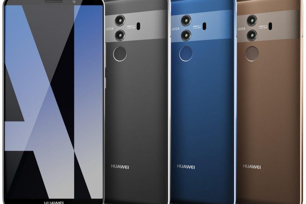 گوشی هواوی میت ۱۰ با قیمتی بیش از ۹۰۰ یورو روانه بازار خواهد شد