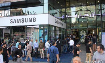 فروش رسمی گلکسی نوت 8 در ایران آغاز شد