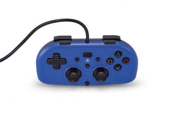 سونی از گیمپد Mini Wired برای کنسول بازی پلیاستیشن 4 پردهبرداری کرد