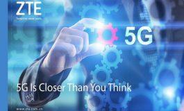 ZTE برای تست اولیه شبکه 5G با اپراتورهای هندی همکاری میکند