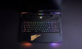 گیگابایت از باریکترین لپتاپ SLI جهان با نام Aorus X9 رونمایی کرد