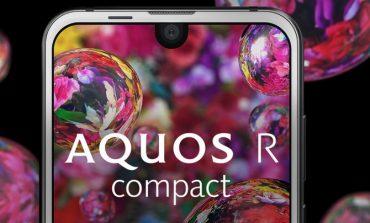 کمپانی شارپ گوشی کم حاشیه و 4.9 اینچی Aquos R کامپکت را معرفی کرد