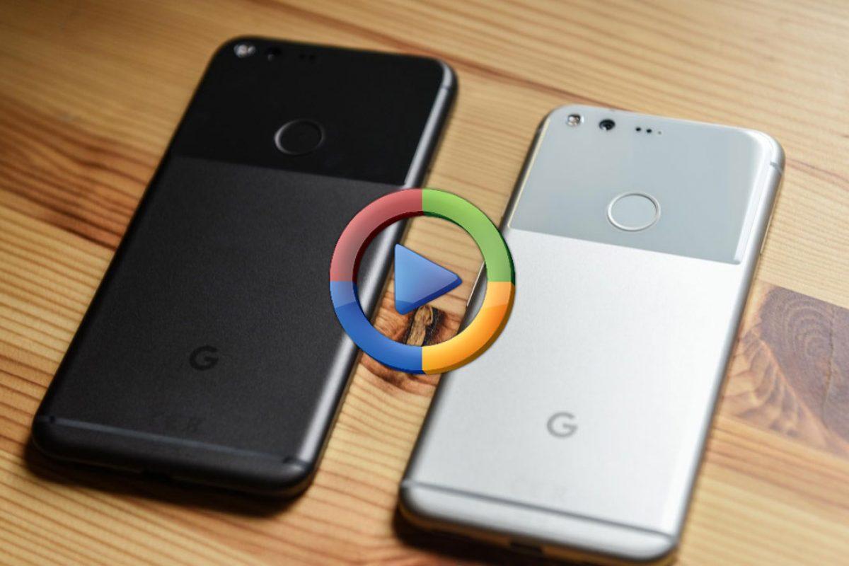 مقایسه ویدئویی گوگل پیکسل ۲ و پیکسل ایکس ال ۲