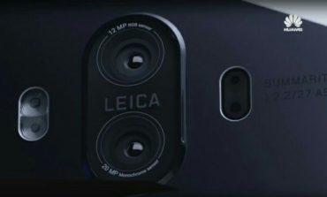 دوربین گوشی هواوی میت 10 مجهز به دیافراگم f/1.6 خواهد بود