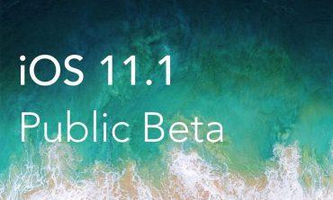 اکنون پنجمین نسخه آزمایشی iOS 11.1 برای دانلود عمومی در دسترس است