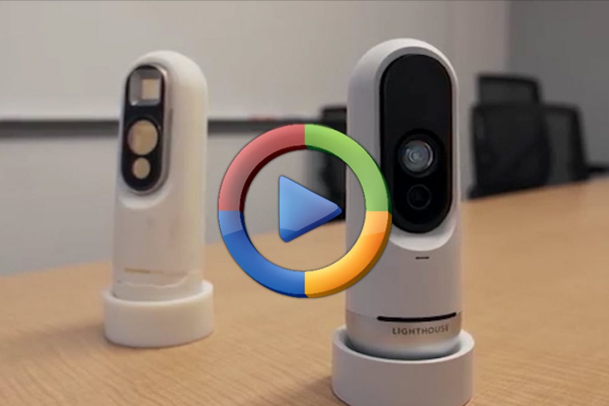 با لایت هوس آشنا شوید: هوشمندترین دوربین امنیتی دنیا (ویدئو اختصاصی)